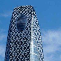 Небоскреб-колледж Mode Gakuen Cocoon Tower