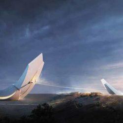 'Anchor of the plates' — проект на стыке литосферных плит в Исландии