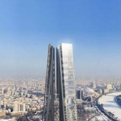 Нереализованный проект — Башня Россия