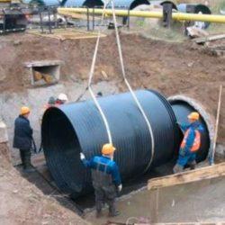 Реновация структурной целостности и рабочих характеристик канализационных коллекторов на основе применения технологии полиэтиленовых модулей