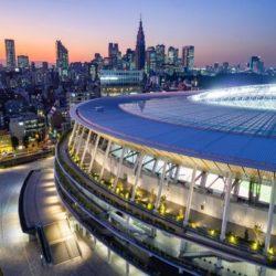 Интересный проект стадиона реализован в Токио (Olympic Stadium Tokyo 2020)