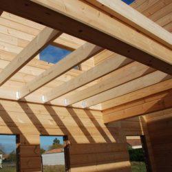 Особенности устройства деревянных перекрытий