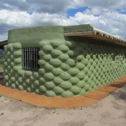 Строительство зданий из вторичного сырья с учетом требований экологических стандартов