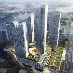 В Москве планируется построить масштабный жилой комплекс по проекту Zaha Hadid Architects