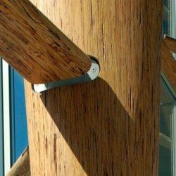 Технологические особенности клеёных деревянных конструкций
