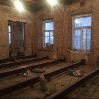 Пополнение библиотеки типовых проектов: Конструктивные решения при проектировании выборочного ремонта жилых зданий