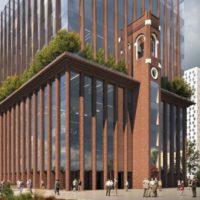В Москве в рамках строительства офисно-делового центра будет восстановлена историческая башня