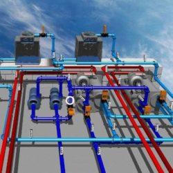 Основные элементы системы водоснабжения и их функциональное назначение
