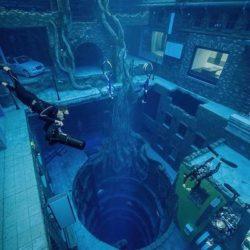 Deep Dive — самый глубокий бассейн в мире