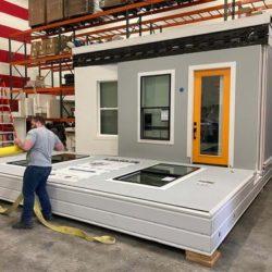 Дома-трансформеры Boxabl Casita в США