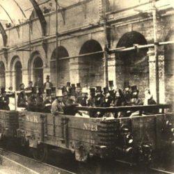 История первого метро в мире